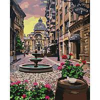 Картина по номерам на холсте Вечерний уют (КНО3573) 40х50 Идейка
