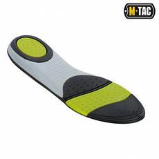 M-Tac стельки Universal Tracking Grey, фото 3
