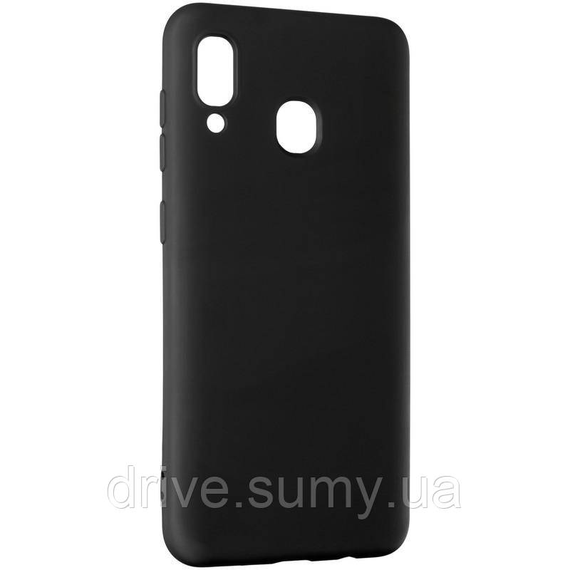 Чехол накладка для Xiaomi Redmi Note 8 Pro Black Mobikin