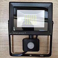 Led прожектор с датчиком движения 30W 6400K Pars/s30 Horoz Electric