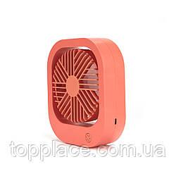 Портативный переносной вентилятор DianDi SQ-2167, Orange