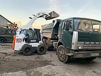 Вывоз строительного мусора, грунта, лома в Одессе