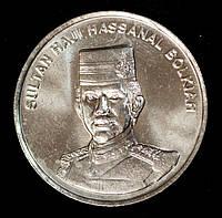 Монета Брунея 20 сен 2004 г. Хассанал Болкиах I