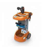 Игровой набор тележка с инструментами Smoby 500252