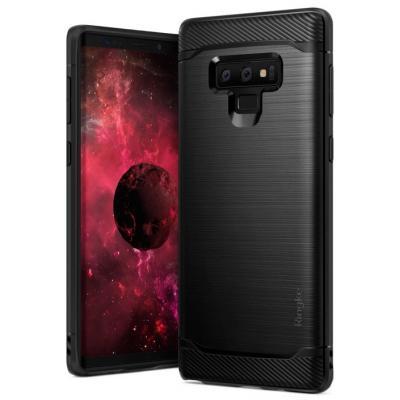Чехол для моб. телефона Ringke Onyx Samsung Galaxy Note 9 Black (RCS4461)