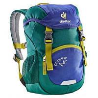 Рюкзак детский Deuter Schmusebar 3232 indigo-alpinegreen (3612017 3232), фото 1