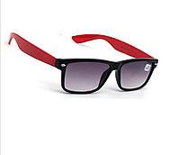 Тонированные очки РЕЙ-БЕН. С  диоптрией, универсальные (только минуса)