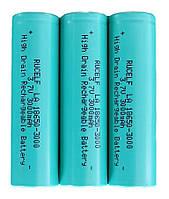 Аккумуляторная батарея Rucelf LA 18650 3000mAh 3.7V