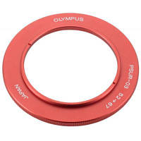 Аксесуар для фото - відеокамер OLYMPUS PSUR-03 Step-up ring (N3210300)