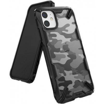 Чехол для моб. телефона Ringke Fusion X Design для Apple iPhone 11 Pro Camo Black (RCA4601)