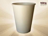 Картонные стаканчики  белые 420 мл. оптом