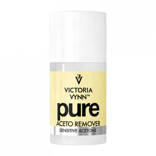 Ремувер ацетоновий от Виктории Винн, Pure Aceto Remover, Victoria Vynn, 60 мл