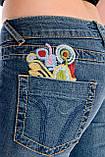 Джинсы OMATjeans 9276-419 синие, фото 8