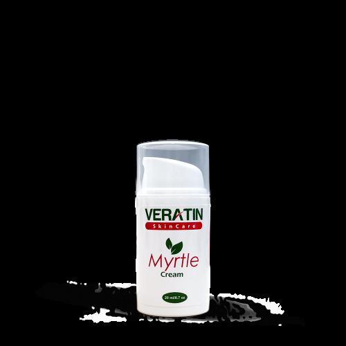 Крем Myrtle, 20 мл, флакон, Миртл, Миртовый, с маслом Мануки, Таману, космецевтическое средство