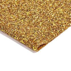 Алмазный коврик для маникюра 400х240 мм золотой