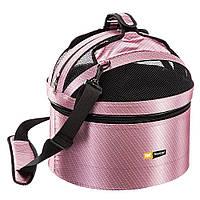 Стильная сумка переноска Ferplast Сocotte для кошек и собак (35 х 34 см.)