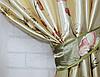 Модный комплект штор для гостинной фотошторы, фото 6