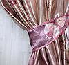 Модный комплект штор для гостинной фотошторы, фото 3