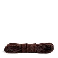 Шнурки плоские Kaps 09400 150mm dark brown 3326-8
