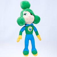 Мягкая игрушка фиксики Верта, Копица 34 см