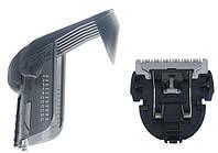 Нож и насадка на машинку для стрижки Philips QC5105 QC5115 QC5125