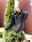 Чоловічі кросівки Asics (чорні) 9622, фото 2