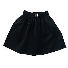 Школьная юбка колокол для девочки, 146см