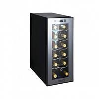 Винный холодильник на 12 бутылок Camry CR-8068 (холодильник для вина)