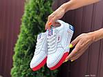 Женские кроссовки Puma Cali Bold (бело-красные с синим) 9626, фото 3