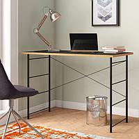 Стол письменный GoodsMetall из металла в стиле Лофт 1100х550х750 СП134
