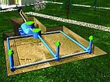 Строим септики,выгребные ямы,Автономная канализация в частном доме, фото 4