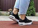 Жіночі кросівки Puma Cali Bold (чорно-білі) 9630, фото 4