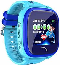 Смарт-часы Smart Baby Watch DF25 Blue