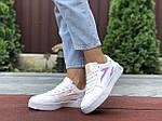 Жіночі кросівки Puma Cali Bold (білі хамелеони) 9634, фото 3