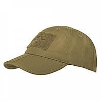 Бейсболка Helikon-Tex® Baseball Folding Cap Coyote