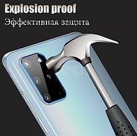 Защитное стекло на камеру для Samsung Galaxy M21