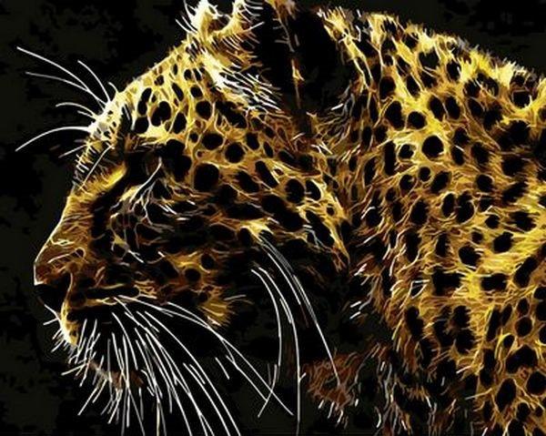 Картина по номерам 40×50 см. Mariposa Прекрасен и опасен (Q 780)