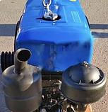 Двигатель для мототрактора ZH1115N (24 л.с.), фото 5