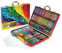 Большой художественный набор в чемодане Крайола(crayola)140 предметов