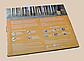 Картина по номерам 40×50 см. Mariposa Девушка у рояля Художник Роб Хэфферан (Q 1270), фото 8
