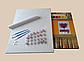 Картина по номерам 40×50 см. Mariposa Красный зонт Художник Андре Кон (Q 1384), фото 4