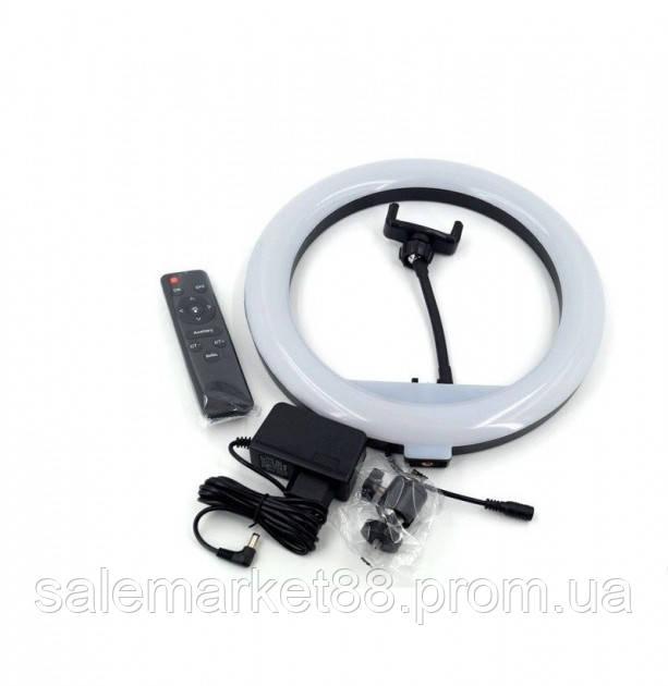 Кольцевая светодиодная LED лампа для отличного света при проведении фотосессий и видео 30см