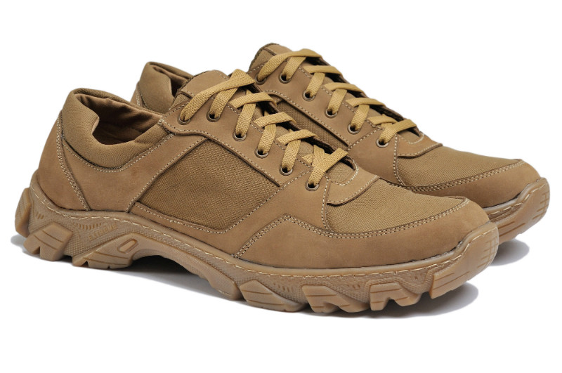 Чоловічі воєнні кросівки з текстиль+ нат. шкіри Taurus Coyote 570 р. 46 47 48 49 50