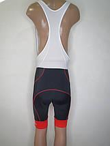 Велотрусы с лямками Forte (как L), памперс 1,5 см, фото 2