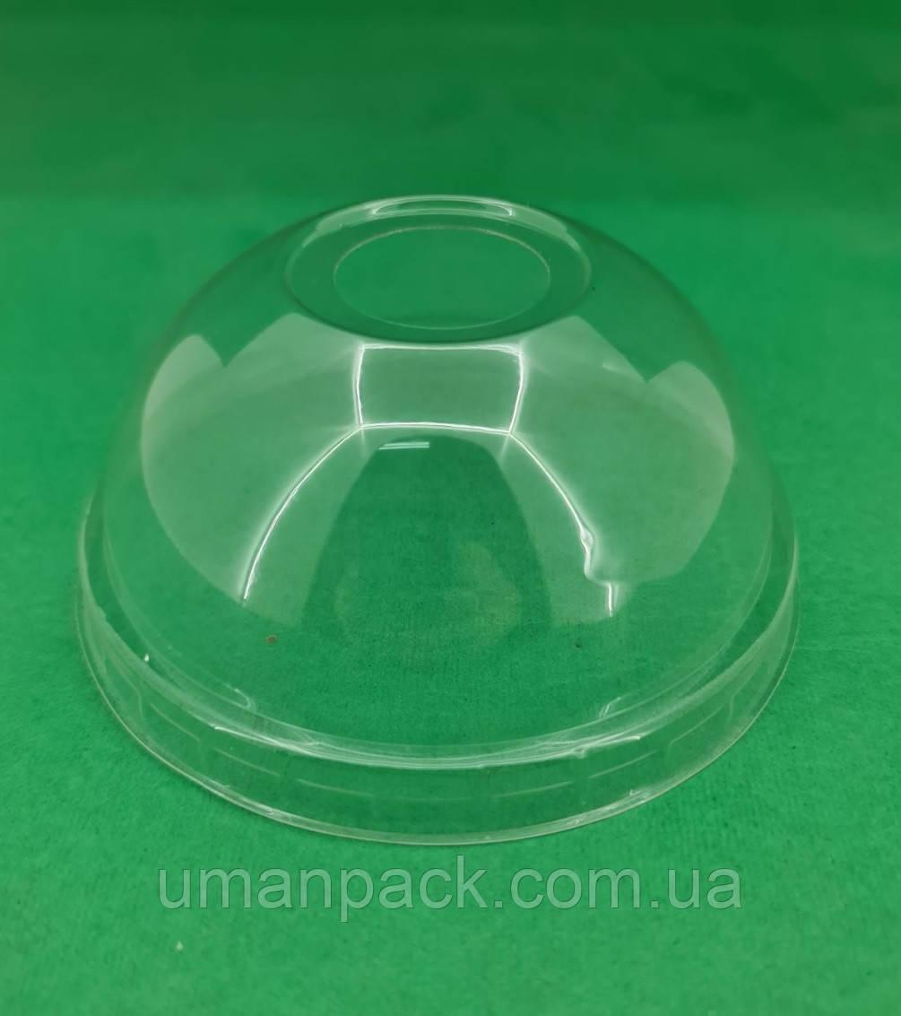 Кришка об'єктиву з отвором для склянки РЕТ(180.200,300,420,500) (50 шт)
