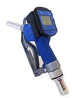 Заправочный пистолет для перекачки топлива AL-FA ALFDG1577 с LCD дисплеем