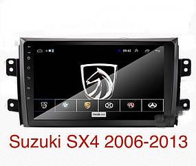 Штатная магнитола Suzuki SX4 2006-2013г. Android 2/32Gb