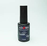 Базовое покрытие для гель-лака ADORE Rubber Base Cover, 7,5 ml с кисточкой Оригинал