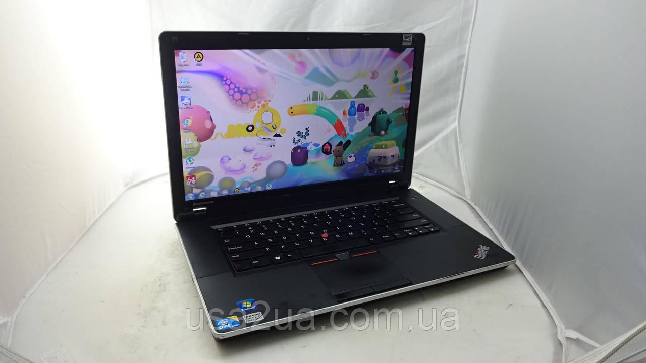 """15.6"""" Ноутбук Lenovo ThinkPad Edge 15 Core I3 320Gb 4Gb Кредит Гарантия Доставка"""