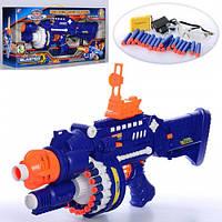 Игрушечный Пистолет Пулемет SB250 с пулями Игрушка для мальчика 11/21